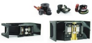 motor packaging parts